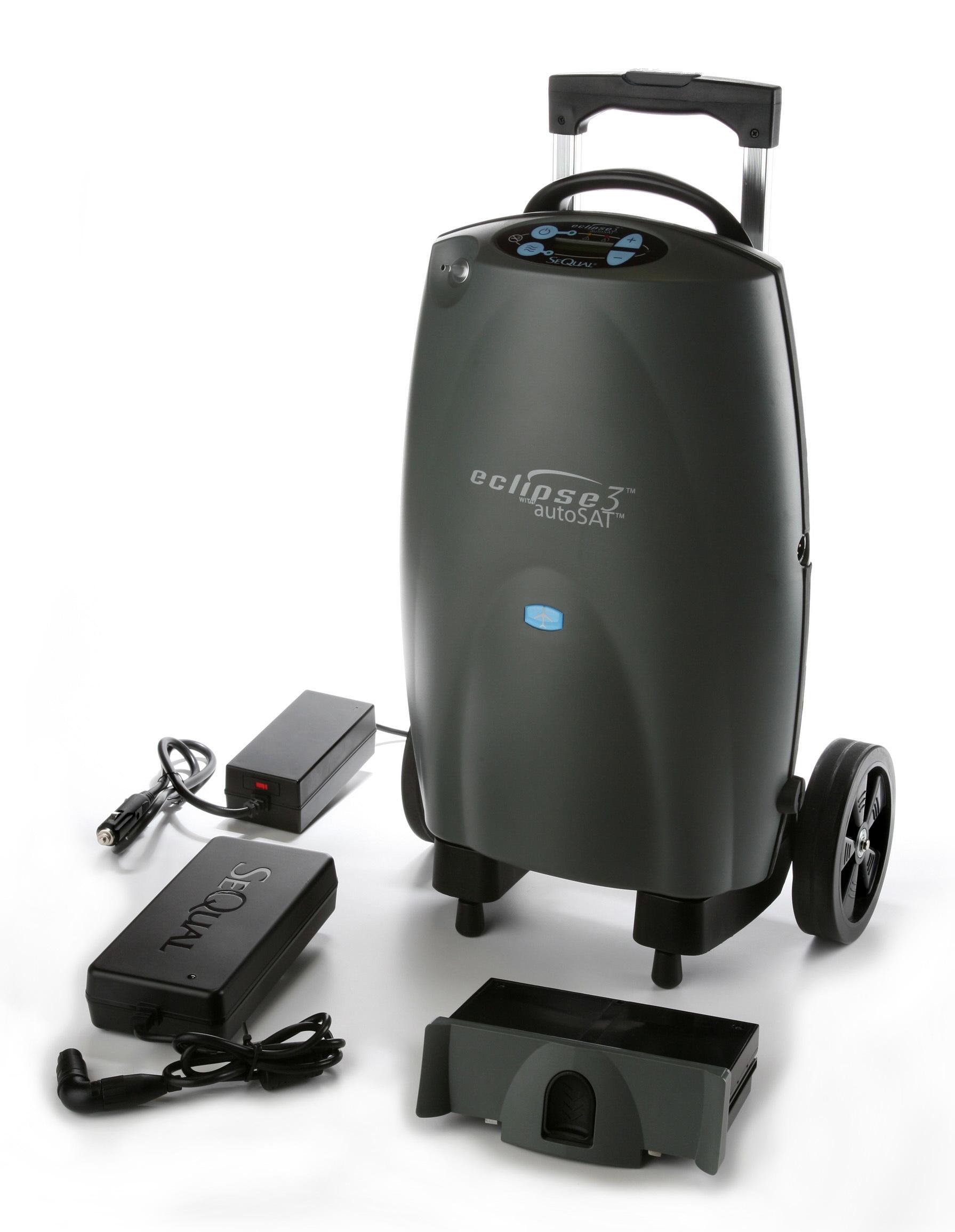 Eclipse 3 Portable Oxygen Concentrator